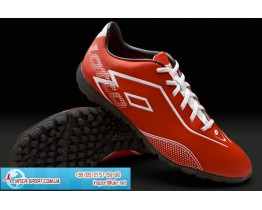 Lotto Zhero Gravity II 700 TF Boots - Red/White