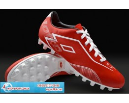 Lotto Zhero Gravity II 700 HG-25 Boots - Red/White